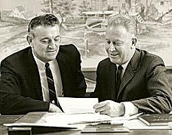 Lou Malpocker & Ken Semmel